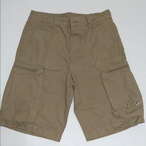 Nike Khaki Shorts, Men's, 28
